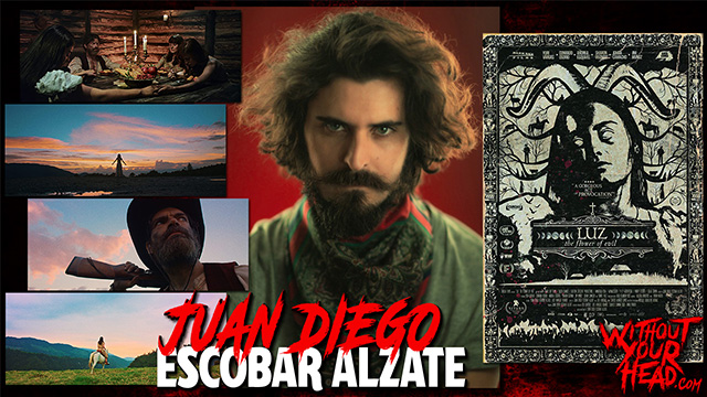 Juan Diego Escobar Alzate director of Luz: The Flower of Evil