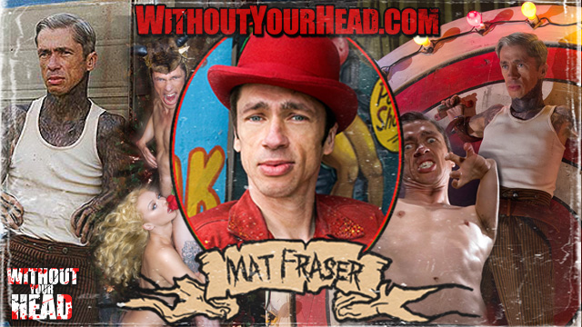 Mat Fraser - Without Y...