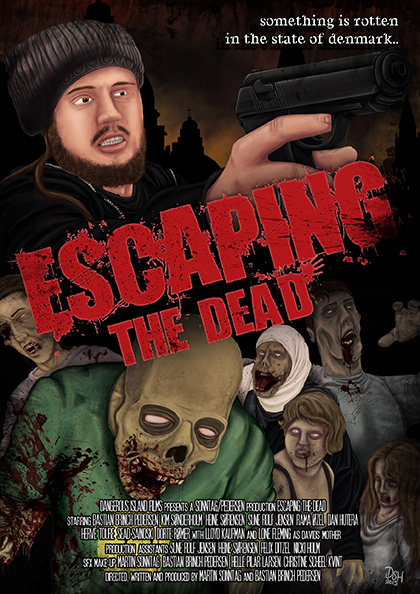 ESCAPING THE DEAD trailer - Without Your Head