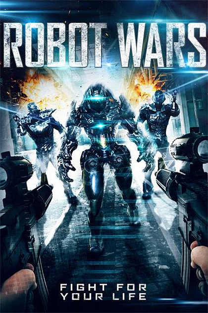 Watching Movies - Robot Wars - Without Your Head