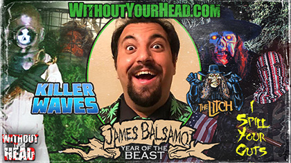 Rick Chandler and James Balsamo - Without Your Head
